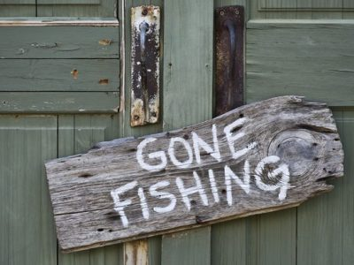 Going Fishing or Drowning Worms? How To Catch New Customers